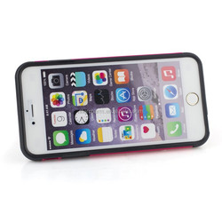 Slim tough cool high quality body armor mobile phone case for iphone6