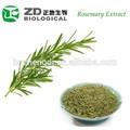 agent de conservation naturel acide rosmarinique extrait de romarin dans herbal extract