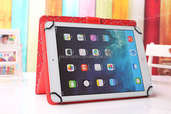 Shenzhen Supplier 9.7 inch universal tablet cover, universal tablet case,leather case for ipad
