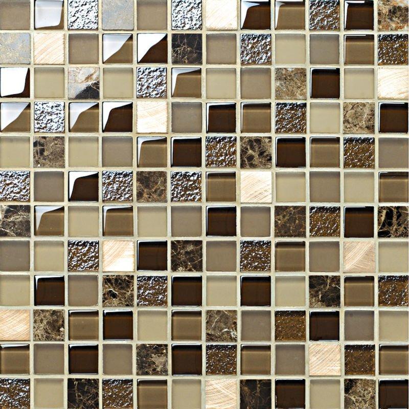 mosaico de vidrio de cristal mc23026 mosaicos On vidrio para mosaico