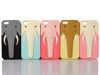High Quality Silicone Mobile Phone Cover Case for Iphone 5s/6/6plus