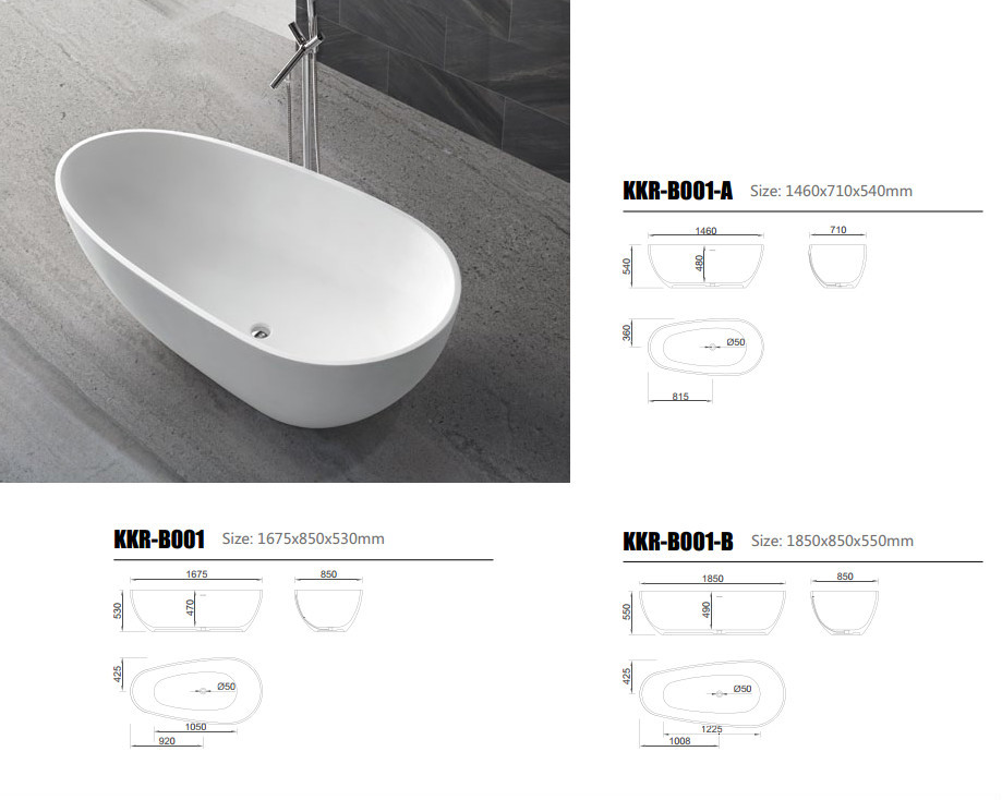 carve pattern solid surface small bathtub, small stone bathtub with freestanding