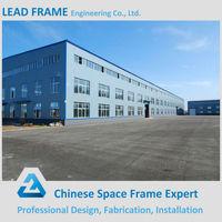 Strong Wind Asistance Prefabricated Steel Frame House for Workshop