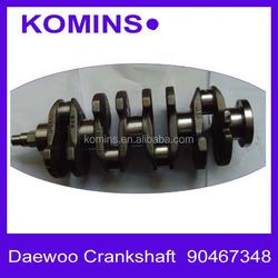 1.6L 90467348 Opel Corsa Chevrolet Crankshaft