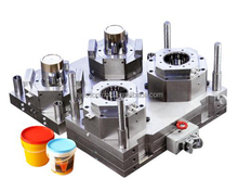 bucket plastic mould good quality with low price bucket plastic mould factory in taizhou