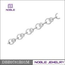 wholesale 18k white gold diamond bracelet jewelry