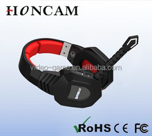 Chinese Gaming 2.4 G Wireless Headset with Microphone Multiplayer Chatting Game Headset