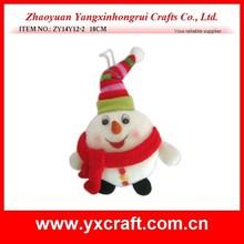 christmas decoration (ZY14Y12-2) Christmas snowman