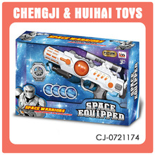 High quality eouipped toy laser gun with sound