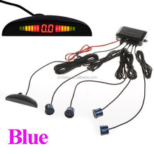 DLS High quality car parking sensor system/068 led parking sensor