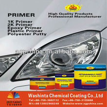 Auto Primer for Plastic Substrate Paint Grey