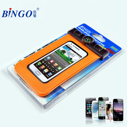Bingo cellphone accessories waterproof bag