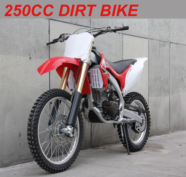 Off-road Motorbike Water-cooled 250cc (MC-683)