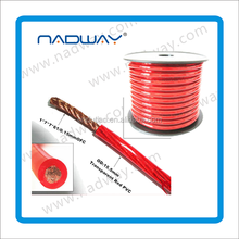 Nadway Car Battery Cable red copper conductor 250v