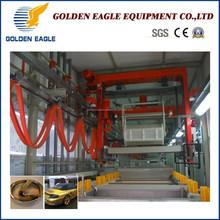Full Saled Automatic Gantry Platic Plating Line