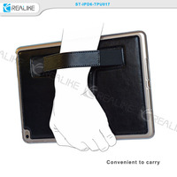 New arrival soft tpu back cover case for ipad air 2 tablet