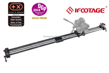 iFootage 71''/180cm Video Stabilization Rail System with 3kg/106oz Load Capacity for professional photographers and filmmaker