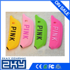 Cheap Fashion Design Banana Shape Silicone Cell Phone Case For Iphone 6 Plus