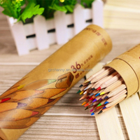 High Quality Brand New 36 Color Fine Art Professional Drawing Oil Base Non Toxic Pencils Set For Artist Sketch