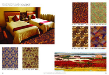 Commercial Axminster carpet/rug 3-3-2-2
