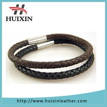 Manufactured Make Your Own New Stainless Steel Bracelet for leather