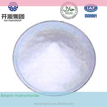 Betaine Hydrochloride 98% CAS:107-43-7/Raw material for animal feed