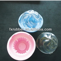 Silicone cake preservation mould cupcake holders factory