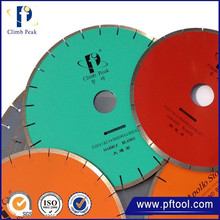 2015 New fashion wholesale china supplier marble steel core for diamond saw blade