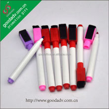 Guangzhou Top sale High quality and colorful erasable marking pen