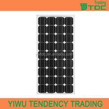 solar panel price india 150W mono solar panel