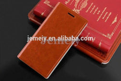China Online Leather Skin Cover leather cellphone case for acer z205/z200 In stock