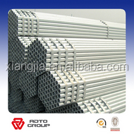 hot sale! customized hot dipped galvanized scaffolding pipe, diameter 1-1/2''