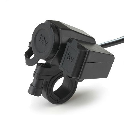 Прикуриватель в авто WUPP 12V USB Socket 5v USB