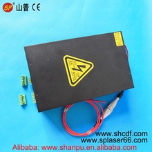 universal co2 laser power supply 80w high quality widely used in Co2 laser tube 80W