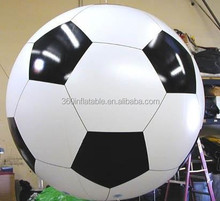 Hot selling inflatable helium football PVC balloon