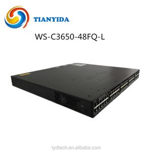 Cisco WS-C3650-48FQ-L 48 port công nghiệp ethernet switch