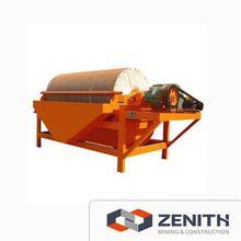 Large capacity iron ore magnetic separators, iron ore magnetic separators price