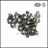 High precision China direct factory titanium nail screw bolt