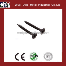 Low price Black self tapping drywall screw