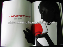 2012 Professional High Quality Hardcover/Softcover book printing with high quality