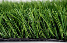 artificial, synthetic grass for football pitches