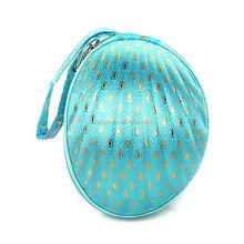 Egg Shape Nude Bra Storage Box EVA Travel Carry Portable Underwear Briefs Bra Storage Bag