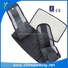2015 best selling health care product self heating magnetic back support belt
