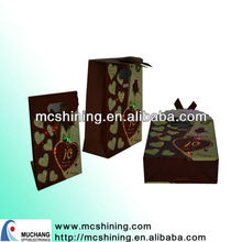 2015 Fashion Light Up Bag For Packaging