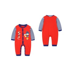 2015 alibaba made in china 2 year old long sleeve baby romper