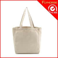Promotional Blank Natural Cotton Tote Bags
