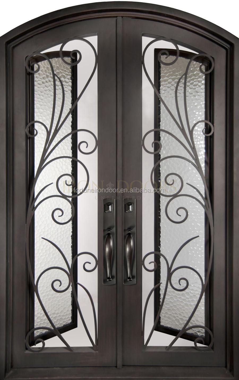Puertas Hierro Forjado Exterior Puerta Cancela De Forja With  ~ Puertas Hierro Exterior Fachadas