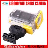 SJ3000 WIFI Vision Full HD 1080P Waterproof Helmet Go Sports Action Bike Camera