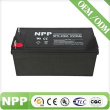 heavy duty sealed rechargeable exide ups battery 12v 220ah