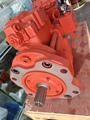 Hyundai r320lc-3 hydraulikpumpe assy, r320lc-7 r320- 3, r320lc hauptpumpe, R320 r320-3 bagger pumpe, 30e5- 10101,31e5- 03010, k3v140dt